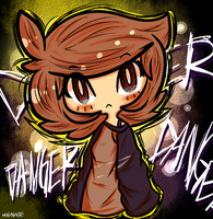 D A N G E R ! ! by Mini-Nate