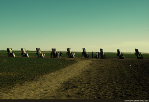 Cadillac Ranch by ipholio