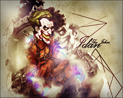 The Joker by GiladAvny