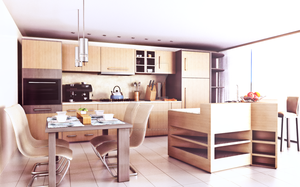Kitchen by mission-vao