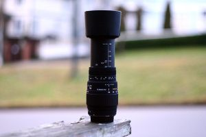 Sigma 70-300mm F.4 DG MACRO by Coltography
