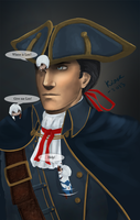 AC3 : Where Is Lee by prince-kristian
