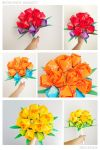 Bridesmaid Bouquets by MapleRose