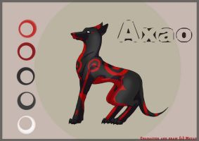 Character Axao :D by Metay