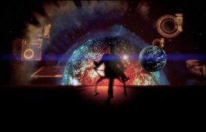 Mass Effect 2 The Illusive Man by V-D-K
