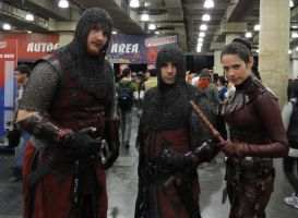 NYCC'12 Legend of the Seeker by zer0guard