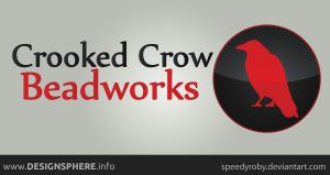 Crooked Crow Logo by SpEEdyRoBy