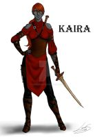Kaira Redesigned by Berende
