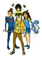 Team Avatar 2 by Jey09