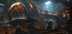 Kicked out of our burrow - final by Grosnez