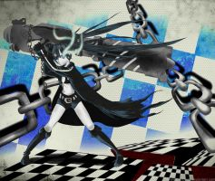 Black Rock Shooter by marchop