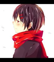 male!Ayano by Black-chappy