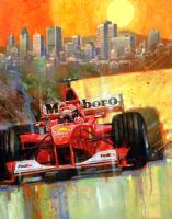 Montreal Grand Prix F1 by charlesvinh