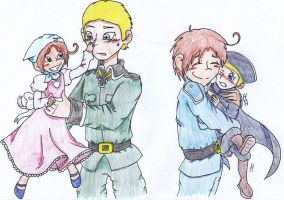 APH - meet the younger you... by just-agu