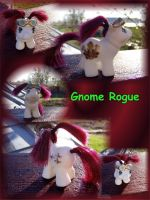 Gnome Rogue Pony by ZarineBashire