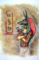 Fuck Yeah Anubis by SolarVehicle
