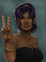 Concours Sorgentel-Sally Diop by russ-artiste