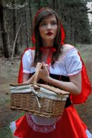 Little Red Riding Hood 2 by AliciaODonnell