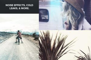 ColdPress Winter Photoshop Actions Features by filtergrade