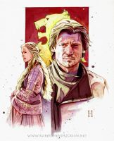 Game of Thrones by roberthendrickson