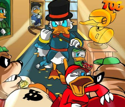 Don't F#k with McDuck by ThatOtherGuy19