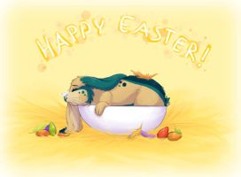 Happy Easter by Snowwire