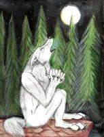 pray to the night by Suenta-DeathGod