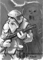 Snow Trooper - McQuarrie by kohse