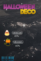 Skin Halloween Deco by JhoannaResources