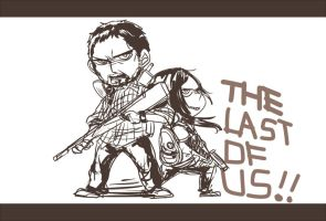 THE LAST OF US by abububux