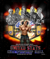 United Stats Championship Hall by SoulRiderGFX