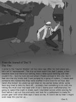 fallout 3 Journal of Doc S 1 by sordcooper2