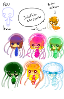 Jellyphinei adoptables base test1 (closed) by owodoomkitty