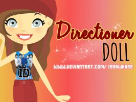 ~Directioner Doll~ by IsaaWhore
