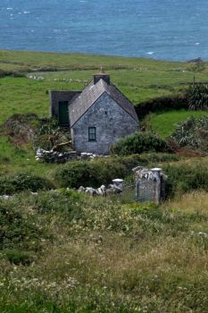 Doolin Cottage by ElaineOSullivan