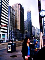 Michigan Ave 1 by TropicalxLondon