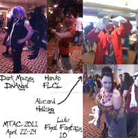 Random Collage-3 MTAC 2011 by Anime-Kat2002