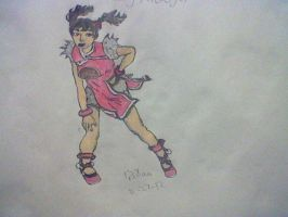 Ling Xiaoyu. Come and get it Jin..... by amazerbeta