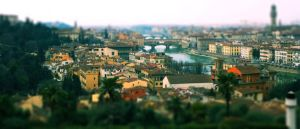firenze-tiltshift by cagriilban
