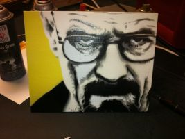 Walter White by Stencils-by-Chase