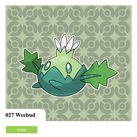 027 Weebud by HourglassHero