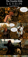 Trouble with Skyrim: Kingdom Come Part 42 by Sir-Douglas-of-Fir