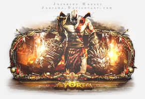 God of War by JeeSama