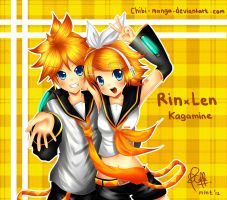 RinLen 15h project by mintdesu