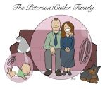 Commission - Introverts Family by RomanJones