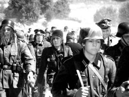 me and friends in the wehrmacht by bulletinyurass