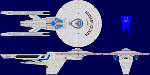 USS Menahga Multi-View by captshade