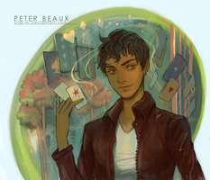 Peter Beaux by Digi-M