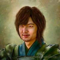 Lee Min Ho as General Choi Young by FantasyFusion