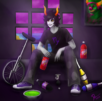 Gamzee by Daninha-LOL